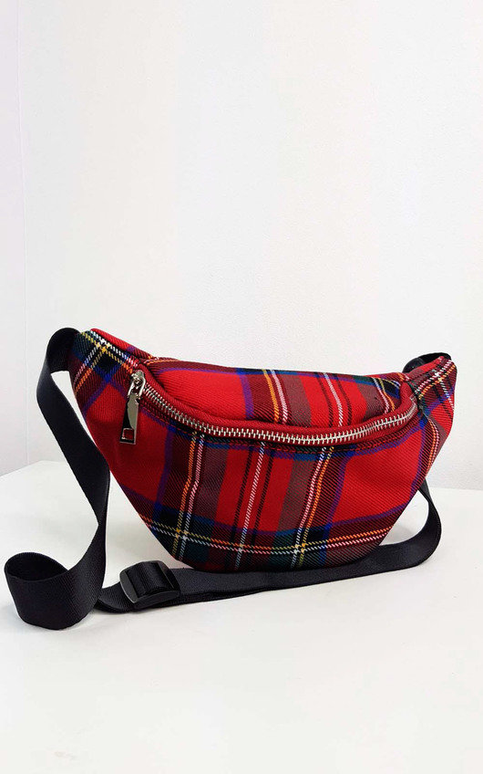 Effy Tartan Bum Bag