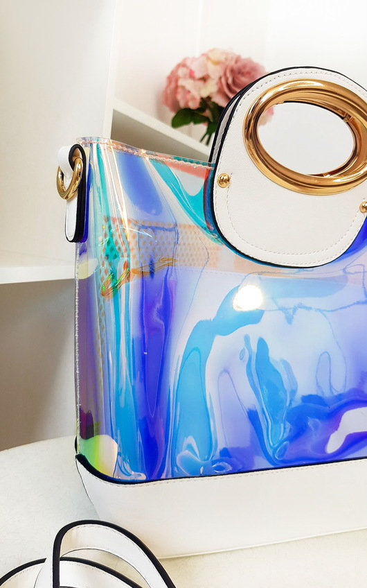 Eilidh Iridescent Handbag