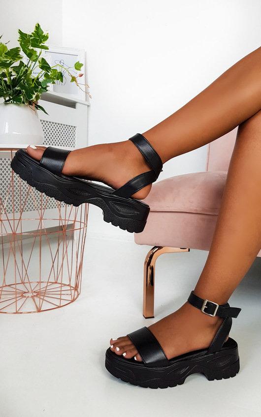 Eilidh Strap Chunky Sandals