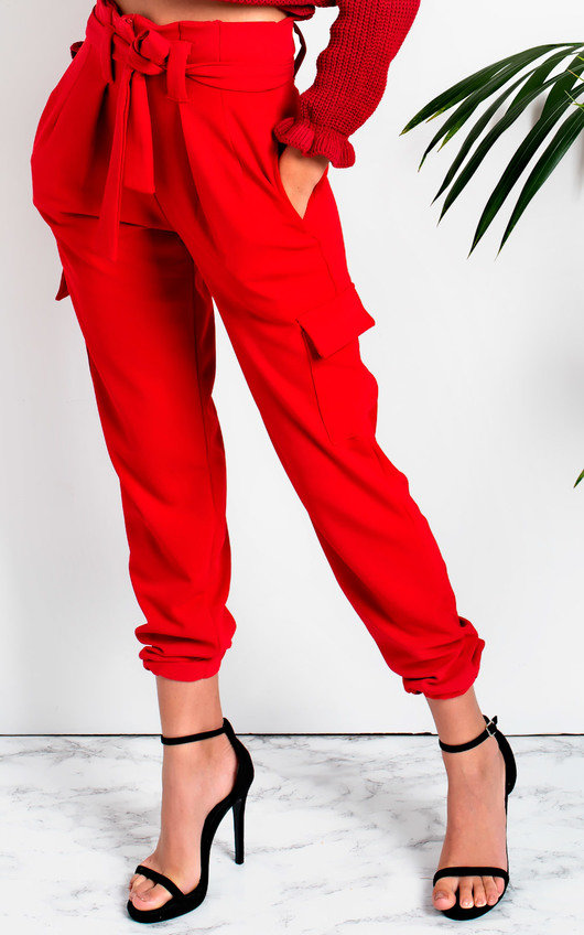 Elsbeth Cargo Trousers