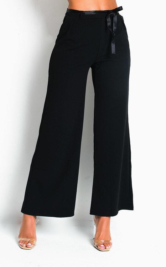 Emily Straight Leg Tie Trousers