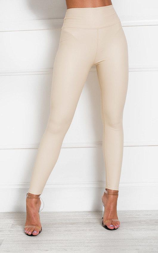 Eunice Faux Leather Leggings