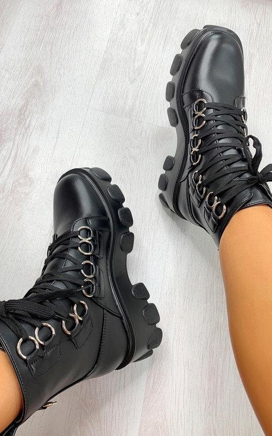 Eva Biker Boots