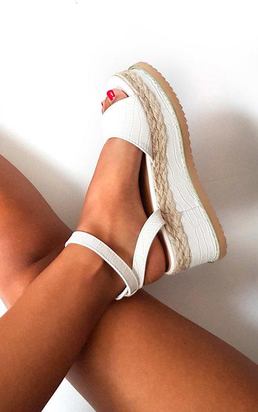 Eva Flatform Sandals