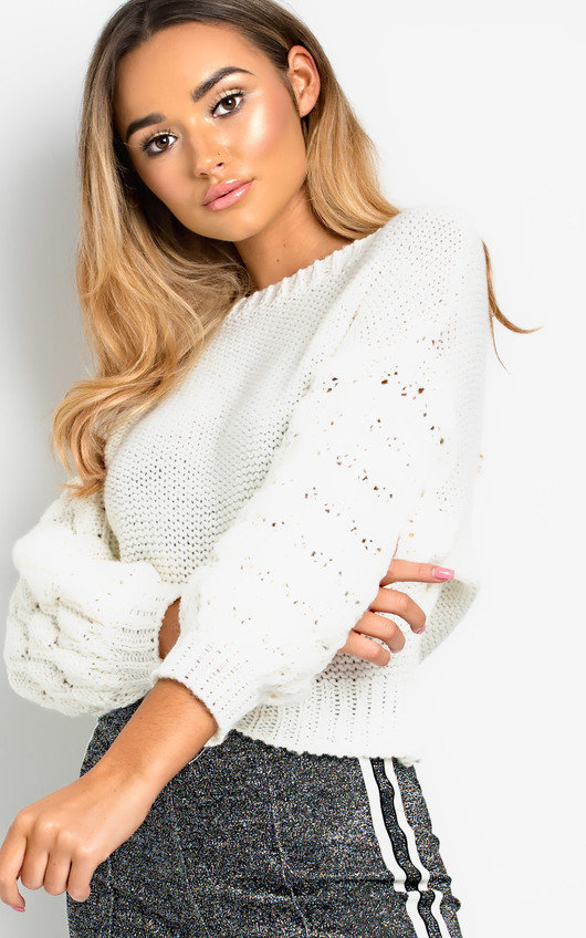 Everli Chunky Knitted Jumper