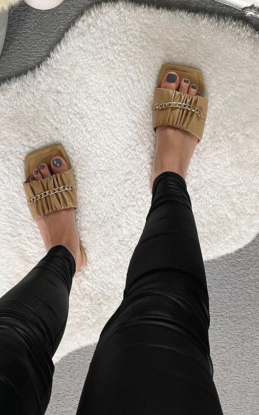 Fifi Chain Detail Sandals