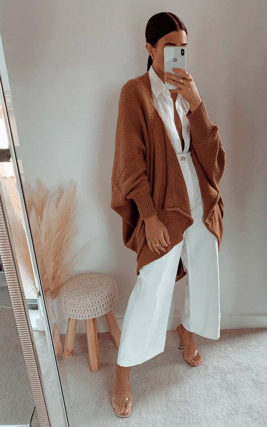Flo Oversized Knitted Cardigan