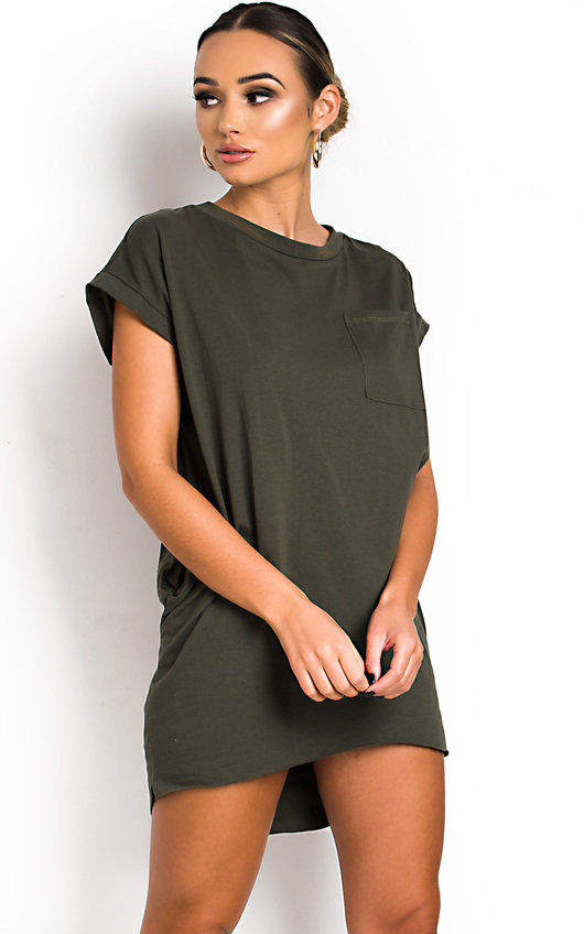 Flo Oversized Pocket Top