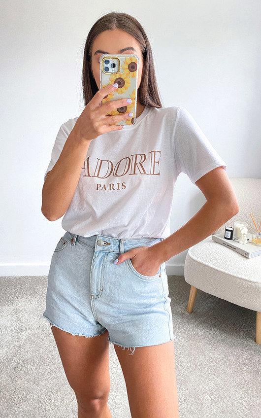 Goldie Slogan T-shirt