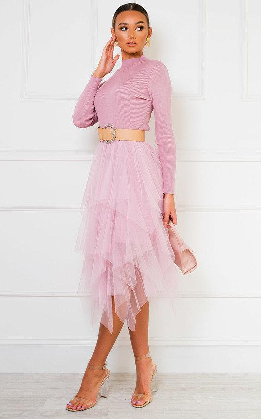 Greta Tulle Dress