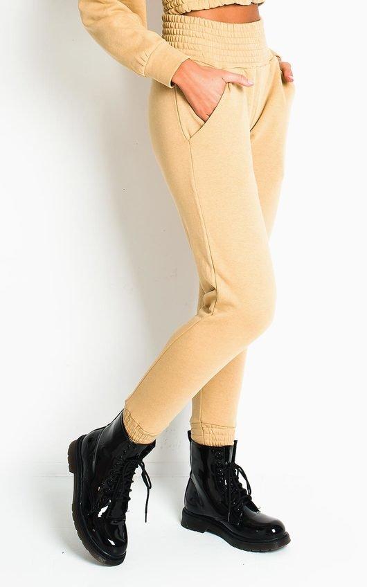 Hallie Basic Casual Joggers