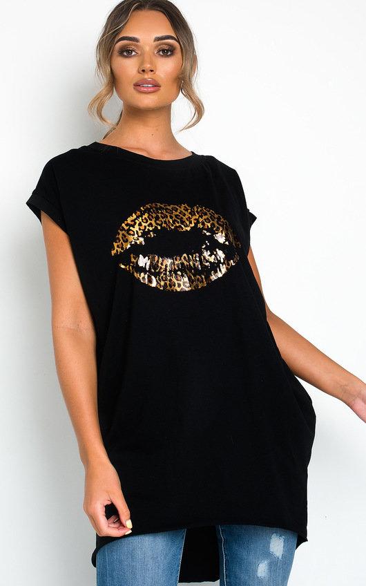 Hanny Oversized T-Shirt Dress