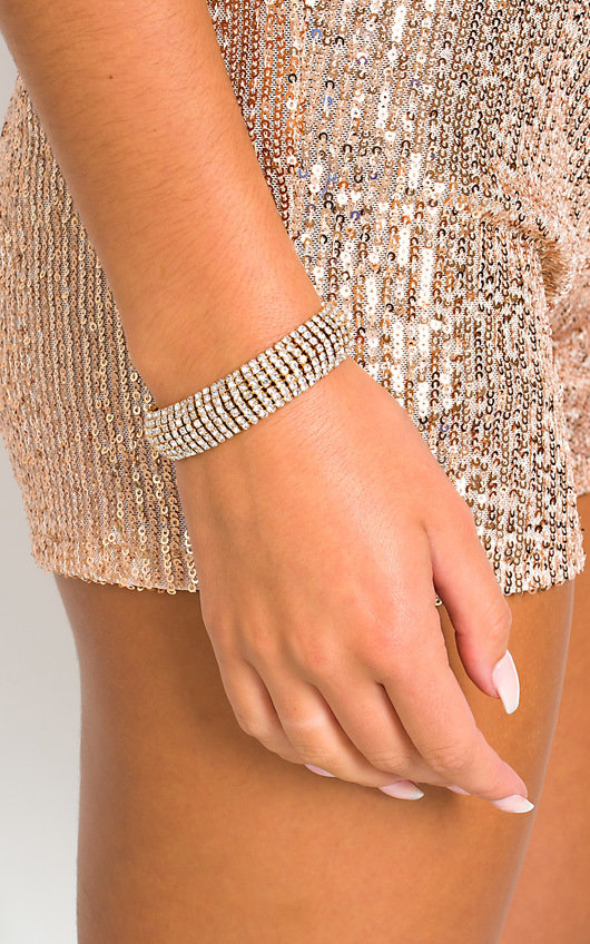 Harley Diamante Bracelet