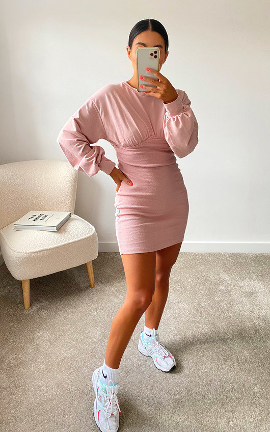 Harper Knitted Bodycon Dress