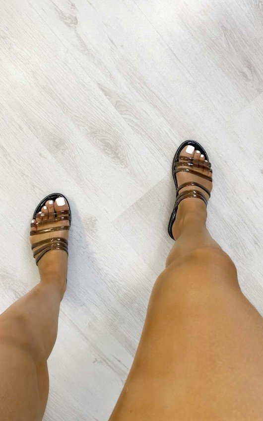 Harri Strappy Jelly Sandals