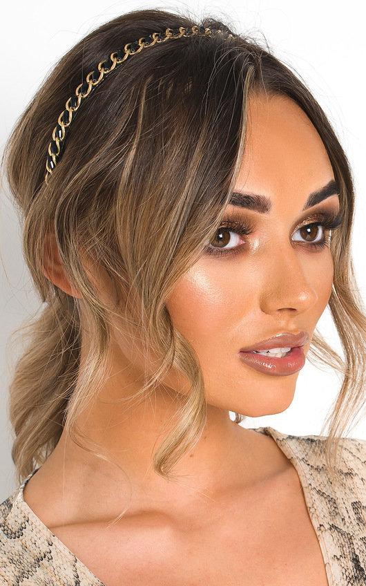 Harriet Chain Detail Hairband