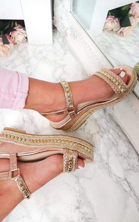 Harriet Women's Wedge Sandals