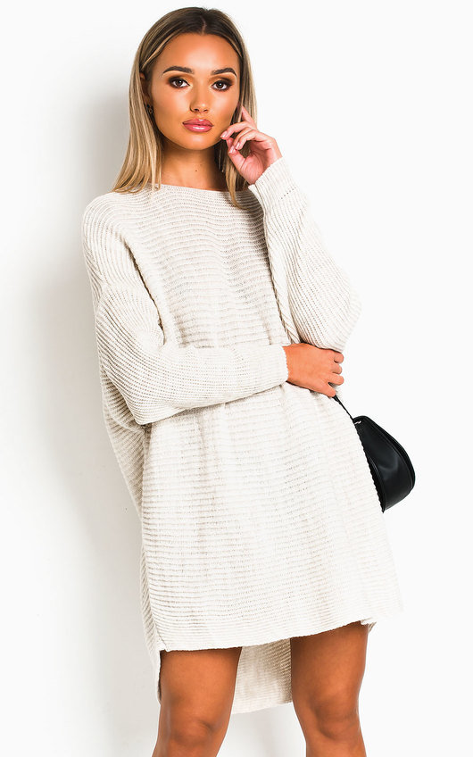 Harris Knitted Jumper Dress