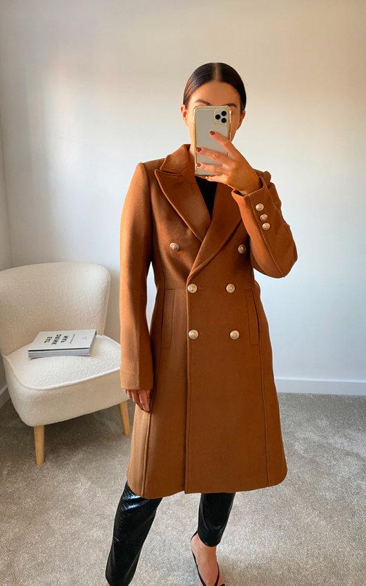 Heidi Tailored Coat