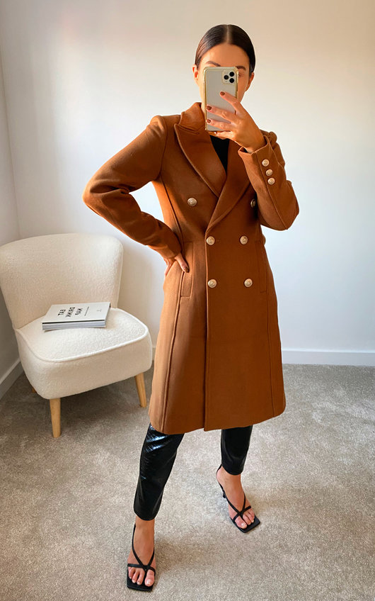 Heidi Tailored Coat