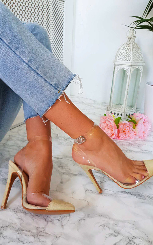 Helena Pointed Court Heels