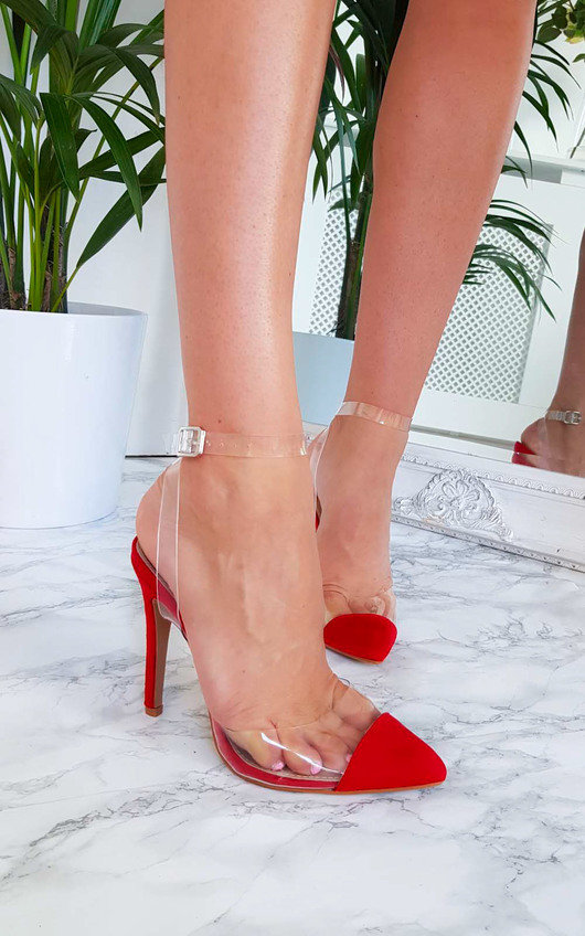 Helena Pointed Court Heels