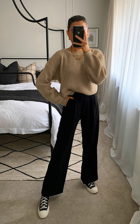 Hollie Knitted Jumper