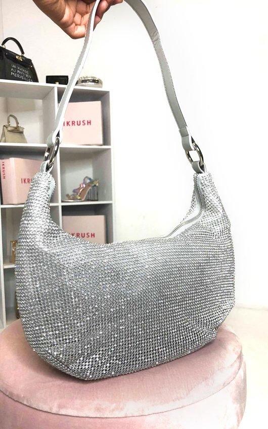 Jacs Diamante Handbag