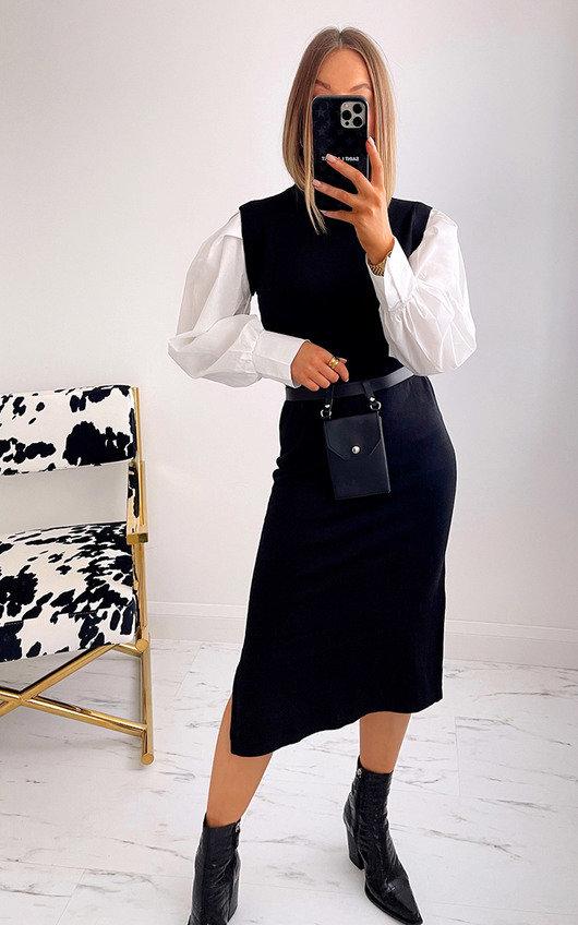 Jane 2 in 1 Shirt and Midi Dress