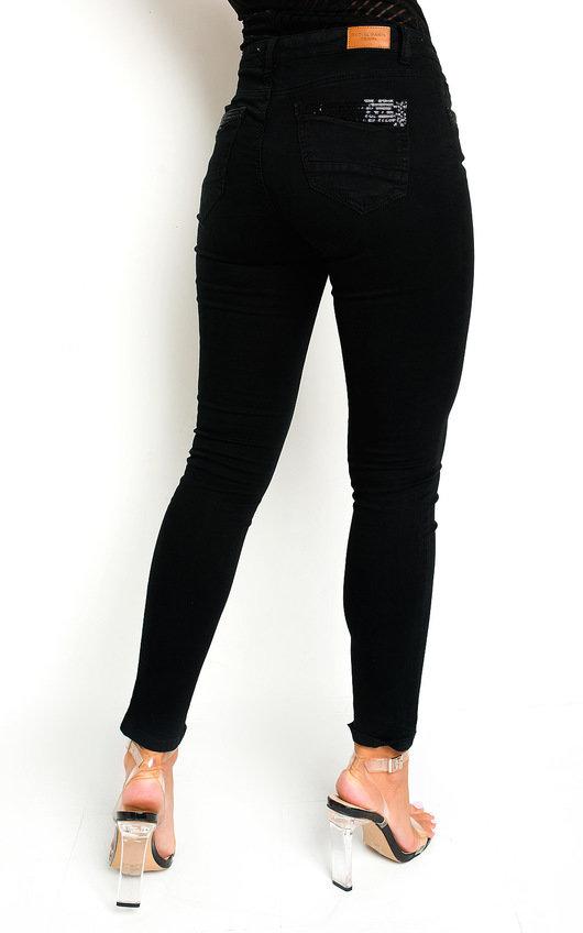 Jane Skinny Sequin Embellished Jeans