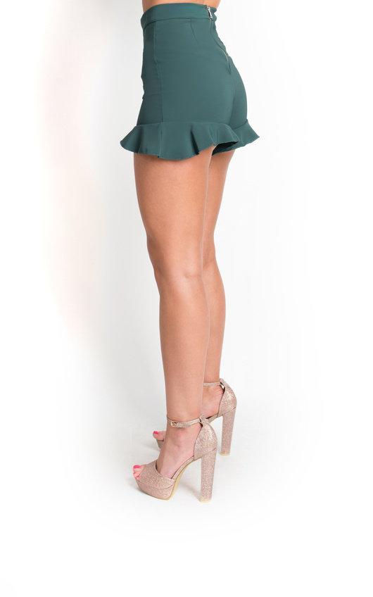 Jayden Frill High Waist Shorts