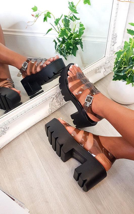 Jenni Chunky Sandals