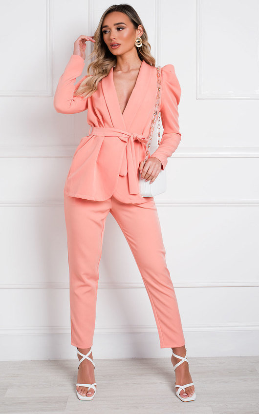 Jess Tailored Suit Co-ord