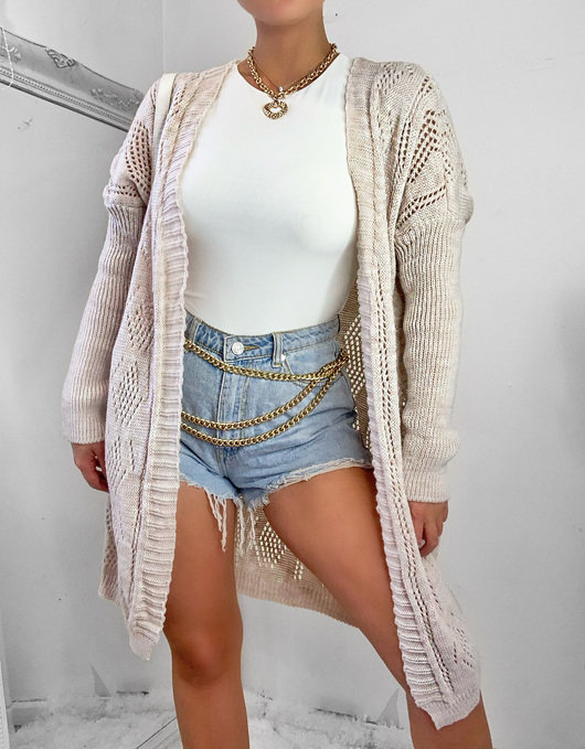 Jesse Knitted Cardigan