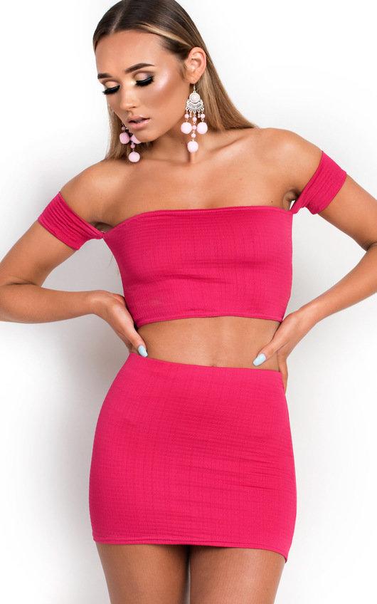 Jessi Bodycon Mini Skirt