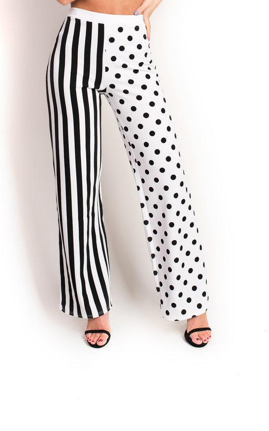 Jessica High Waist  Wide Leg Trousers