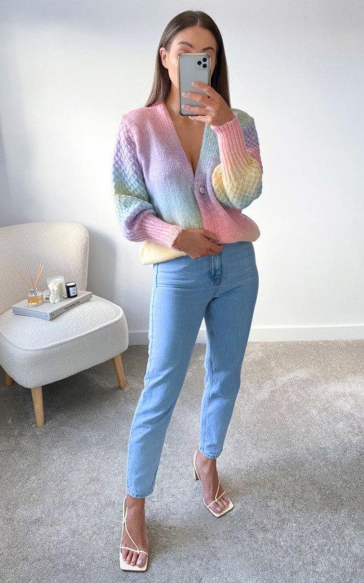Jessy Knitted Cardigan