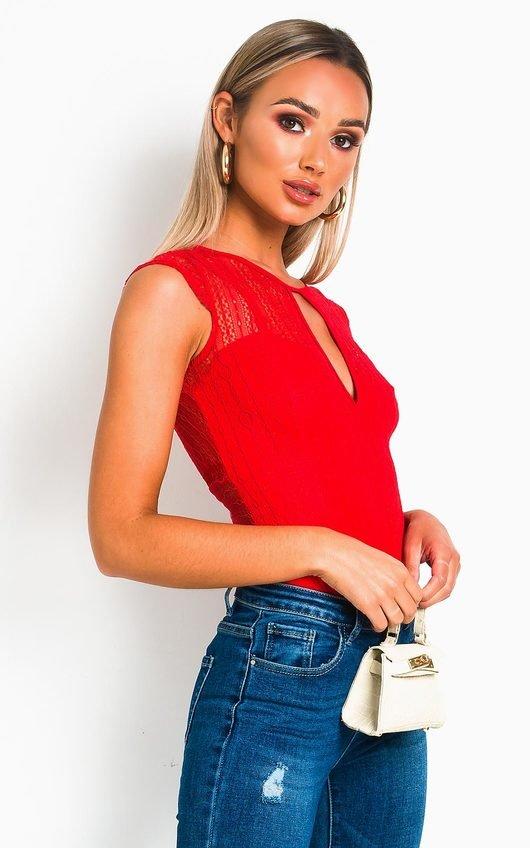 Jilly Lace Bodysuit