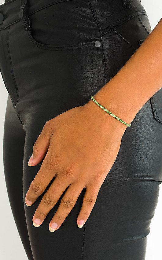 Jo Diamante Tennis Bracelet