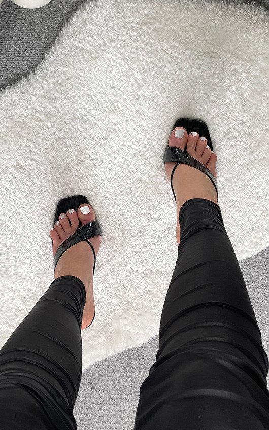 Jojo Slip On Heels