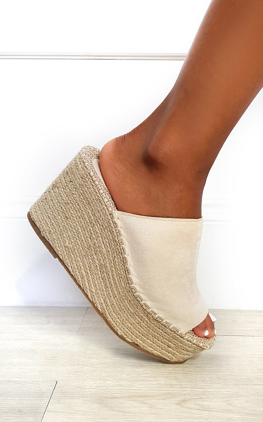 Jorga Slip on Wedge Heels