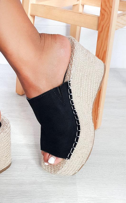 Jorga Slip on Wedge Heels