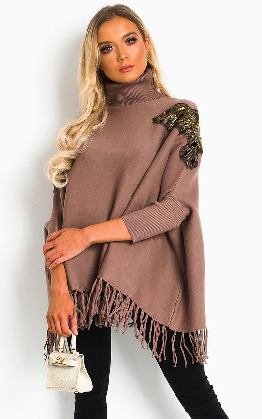 Juana Detailed Poncho