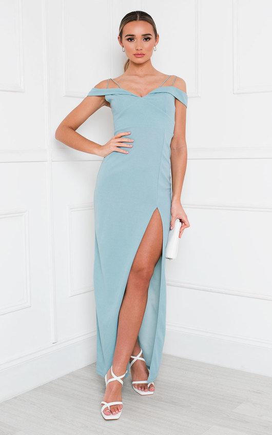 Kaitlyn Bodycon Maxi Dress