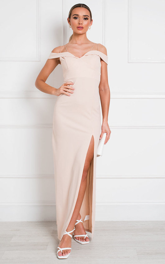 Kaitlyn Bodycon Maxi Dress