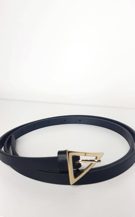Kate Triangle Buckle Belt