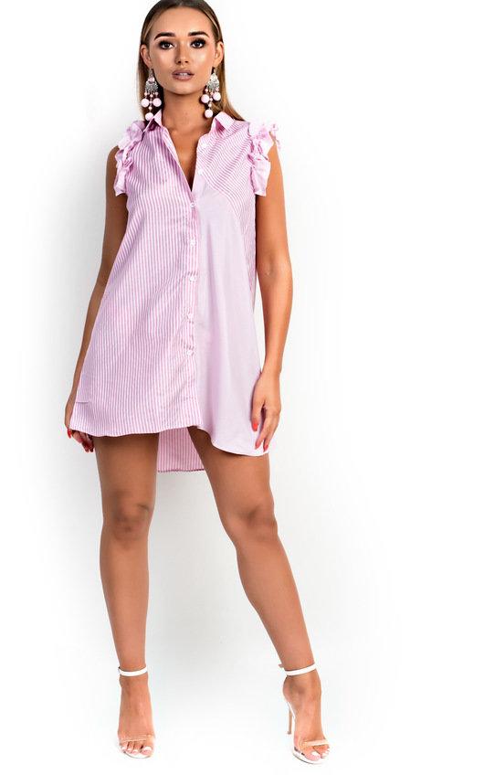 Katie Frill Shirt Dress