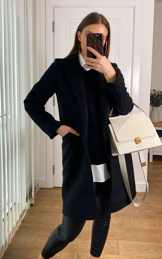 Katrina Tailored Coat