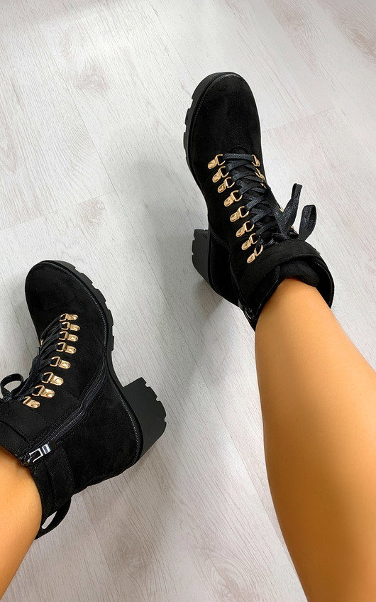 Kay Heeled Ankle Boots