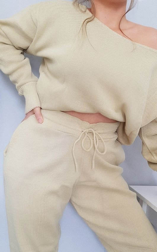 Kayla Knitted Lounge Co-ord